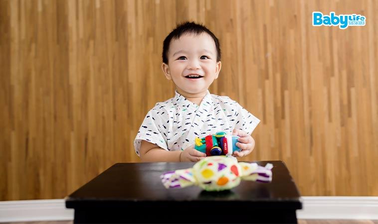 孩子的各種可能,從玩玩具開始!