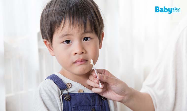 幫孩子清鼻屎總是又哭又叫,原因是因為...