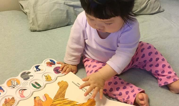 寶寶溝通大法,神奇的嬰兒手語