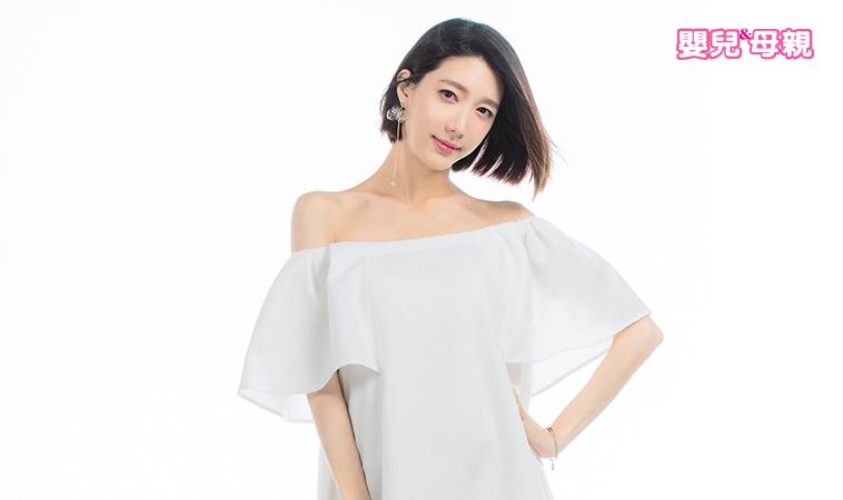 絕美孕韓風~宋米秦,懷孕成為她的時尚
