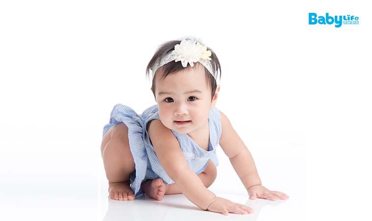 嬰幼兒行為訓練有技巧
