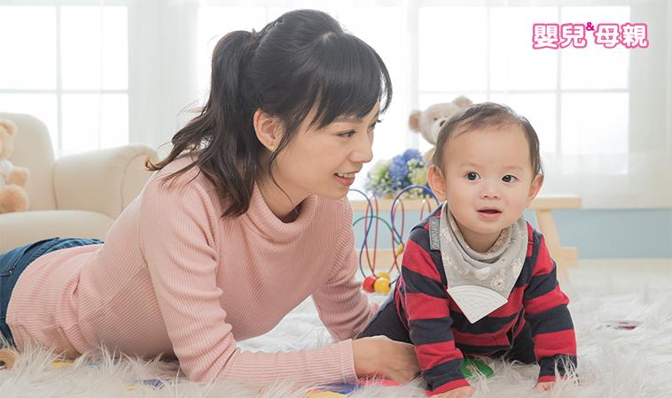 0至1歲寶寶學習法:小遊戲激發Baby五感大能力