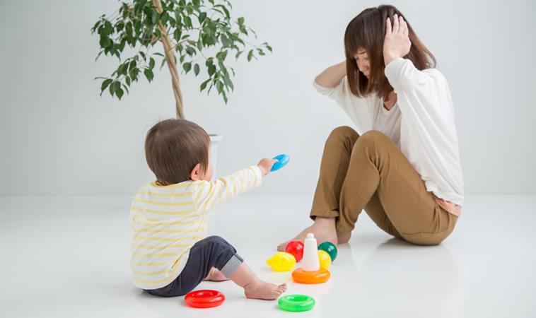 擺脫「我不是好媽媽」的罪惡感,4個方法解決教養焦慮