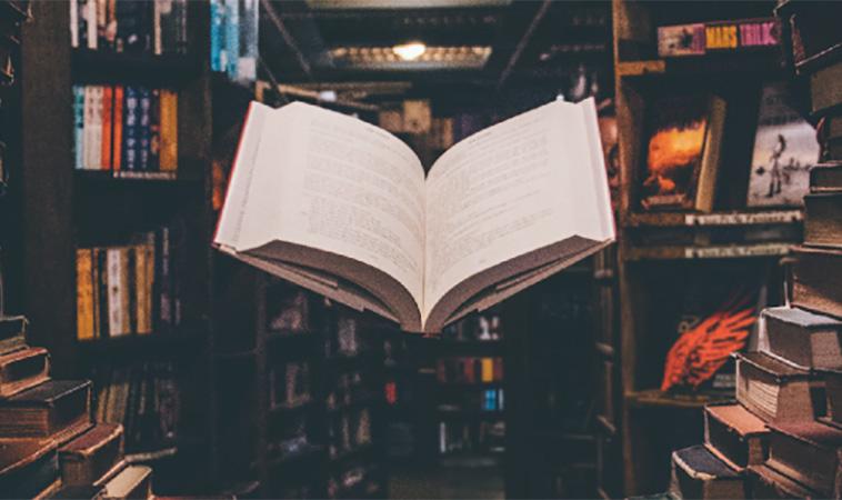 多元閱讀,展開豐富人生