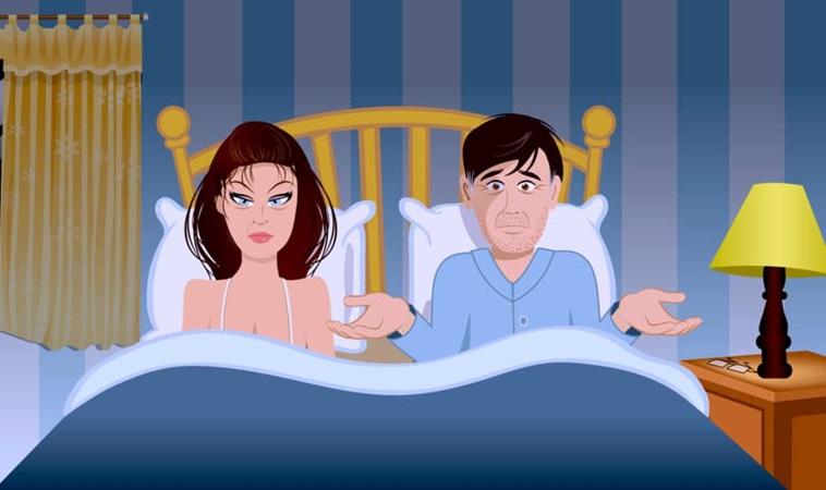 恩愛夫妻也難逃「無性婚姻」!挽救激情靠4招