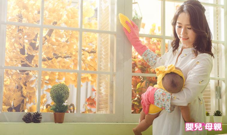 沒做好這4個心理準備,先別急著當全職媽媽!
