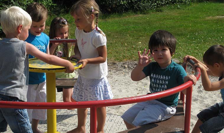入學平等的荷蘭幼兒園 開啟孩童生活力