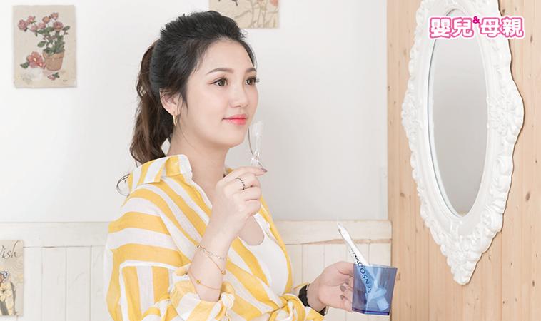 懷孕後蛀牙率大增…孕媽咪快學!牙齒保健每天簡單3步驟