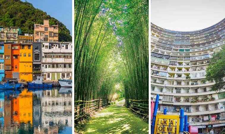 不出國也能環遊世界,17大異國景點親子遊