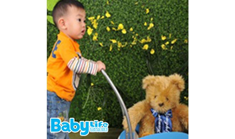 6階段 Baby協調能力大促進!
