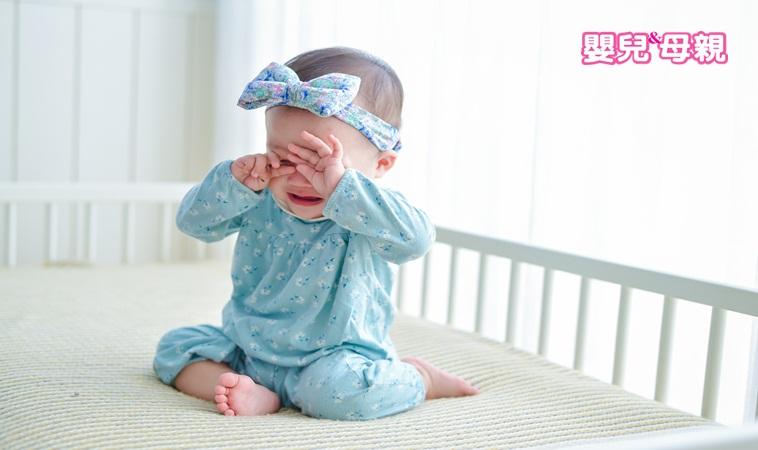 寶寶發燒、咳嗽、鼻塞、紅眼症,居家照顧法大全
