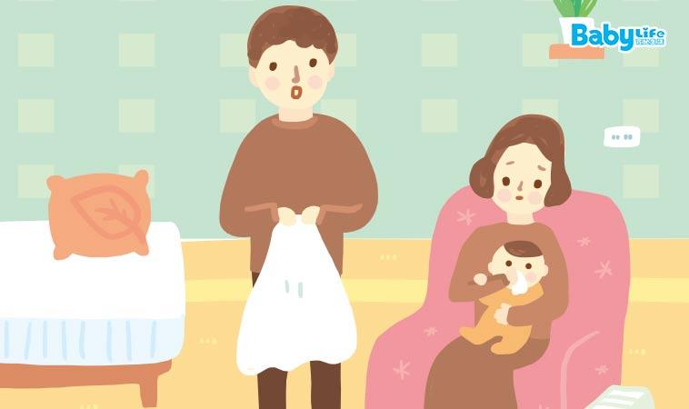 養出不過敏的健康寶寶