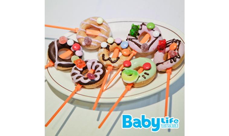 親子動手做 甜甜圈變化式