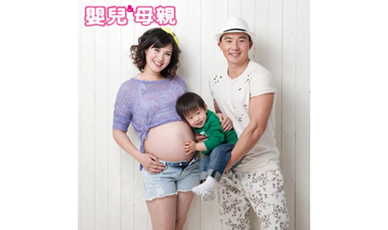 劉畊宏&王婉霏,第二胎的幸福來報到