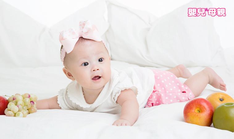 Check!嬰幼兒吃水果,注意5原則