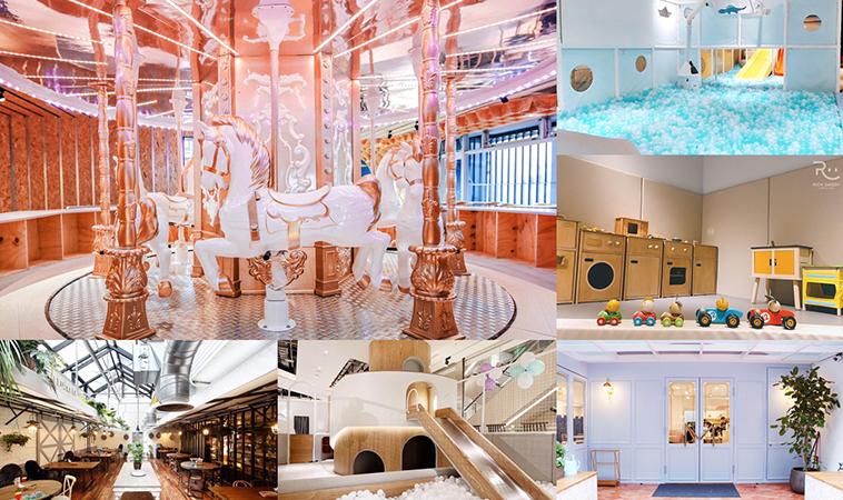 台北人氣親子餐廳!6間超美裝潢餐廳,讓你能帶著小孩跟姊妹聚會