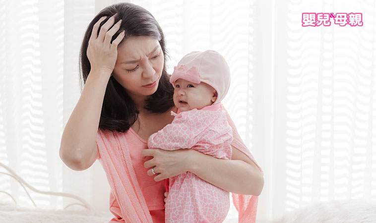 從開心的新手媽媽變重度憂鬱患者...母嬰同室為何讓人「壓力山大」?
