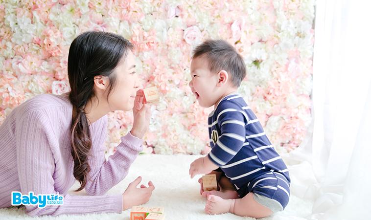 從0歲開始!讓寶寶語言能力萌芽的相處方式