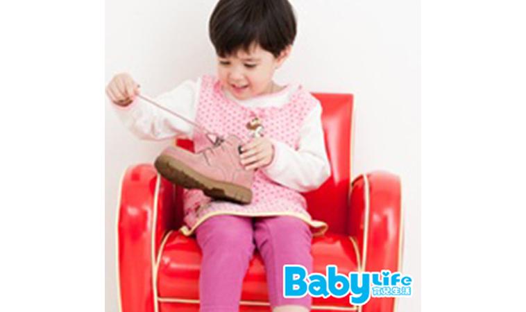嬰幼兒學步發展&選鞋秘笈