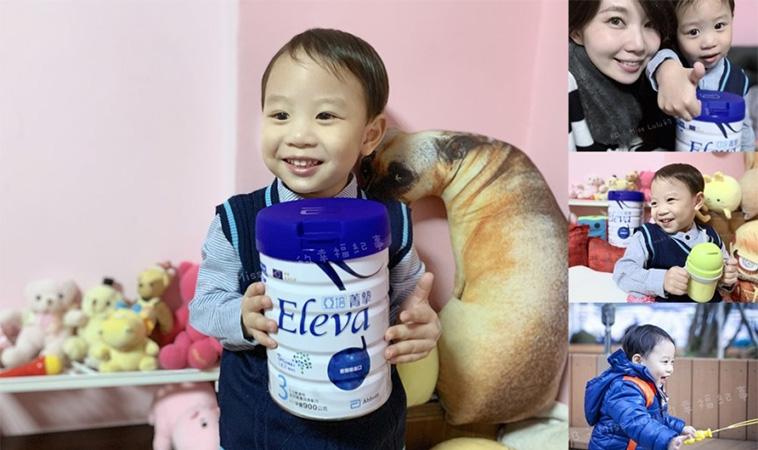 育兒用品▍貼近母乳的選擇《亞培菁摯3》關鍵雙元OPO+L.E.D.