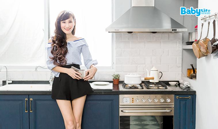 愛料理實驗的家庭主婦 殷睿聆       夢幻廚房不只在我家,也可以在你家!
