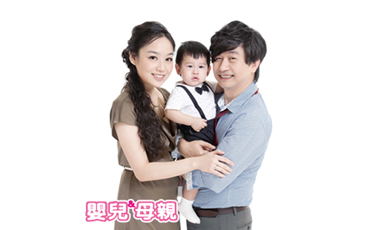 黃舒駿,「孩子是我人生的主角」