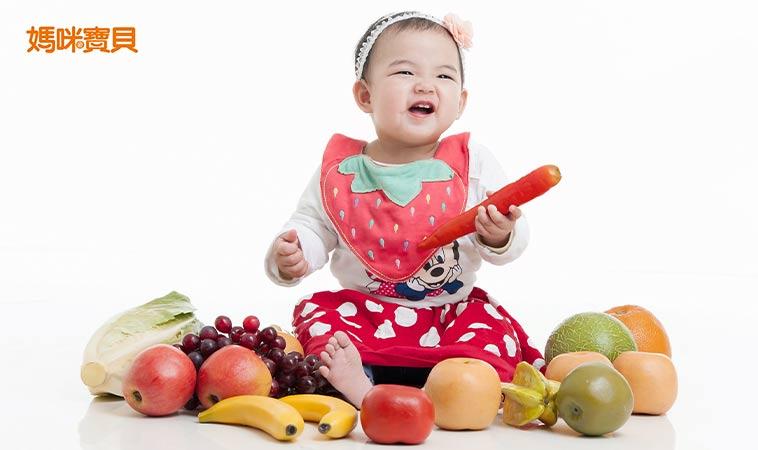 寶寶副食品起步走