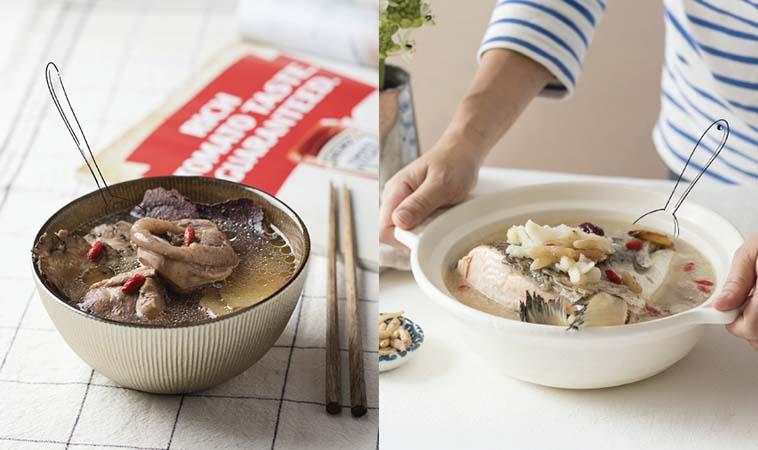 產後照護私房菜,化瘀雞湯、玉麥鮭魚湯