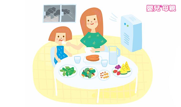 從生活作息全面預防 對抗「空污」 飲食可以這樣吃