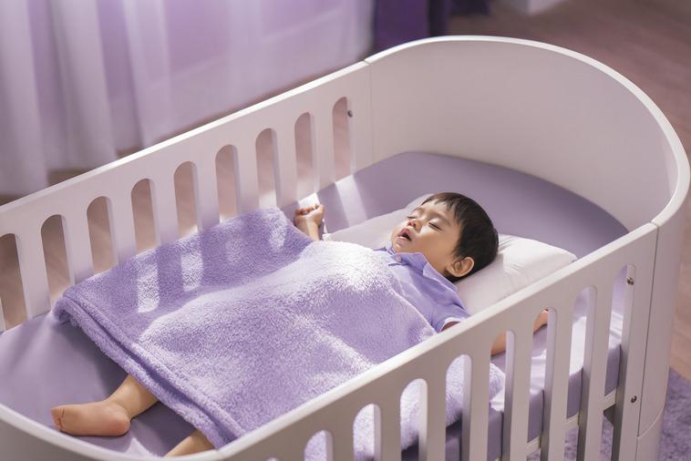 一眠大一吋,寶寶睡好太重要!克服寶寶半夜哭鬧的技巧