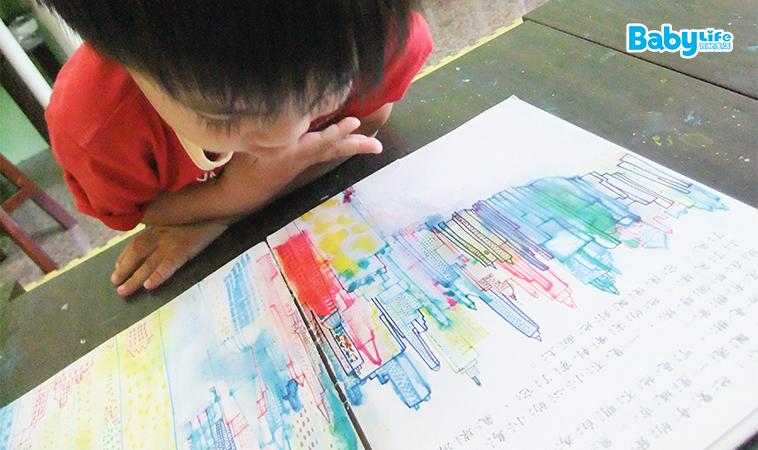 5方法,啟發孩子美學力!