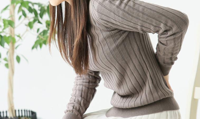 媽媽最煩惱的下背痛有解了!多按這4個穴道可緩解