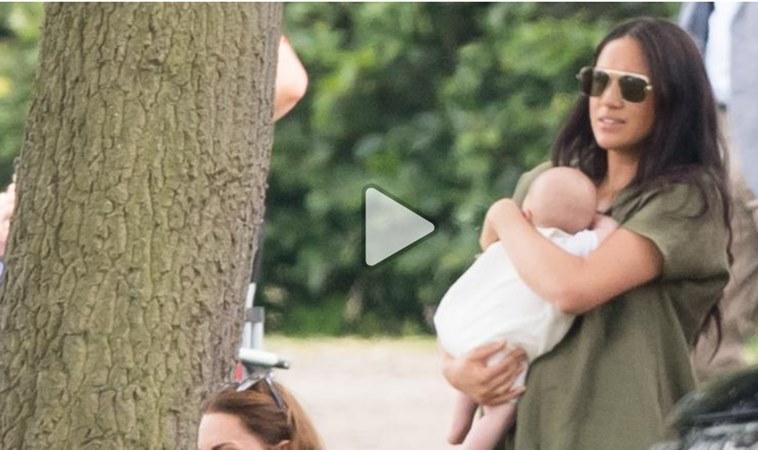 梅根王妃抱兒子姿勢挨批,新手爸媽都要會的4種正確抱娃姿勢