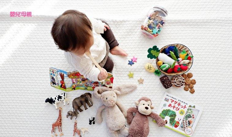 0-3歲感覺統合遊戲!幫助孩子接收、理解、整合感官訊息