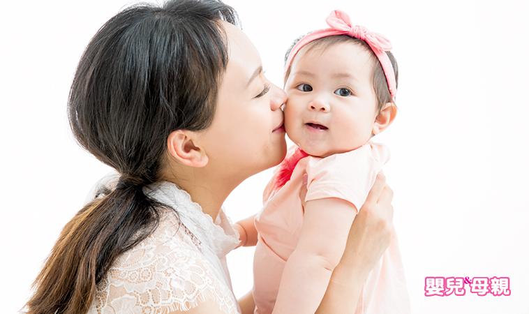小心!親吻孩子有可能會致癌