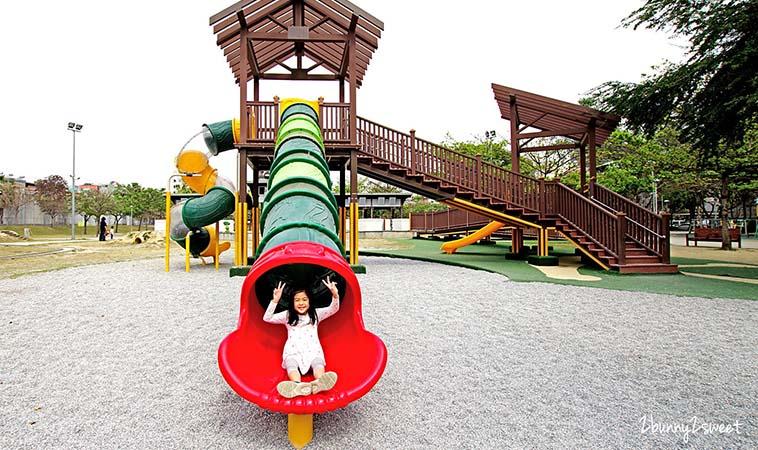 嘉義樹蛙主題公園,大小孩都能玩