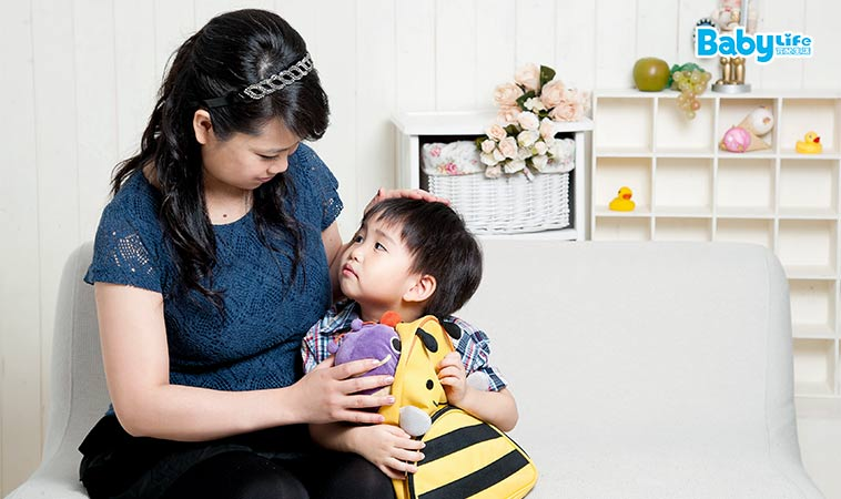 孩子還沒準備好上幼兒園嗎?面對上學哭泣如何應對?