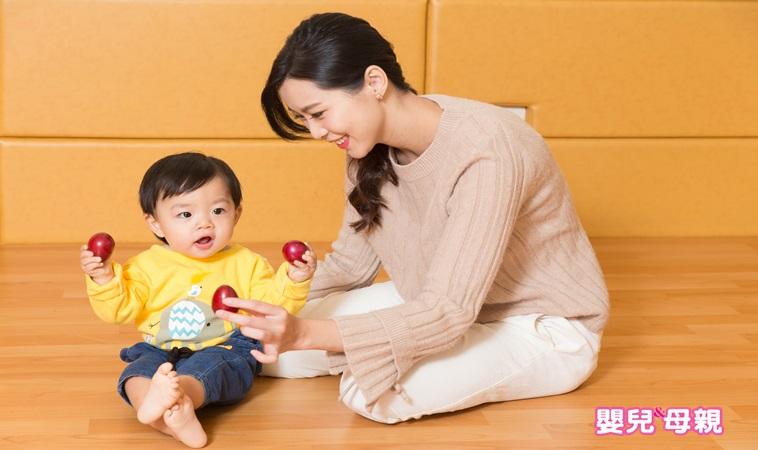 7~12個月刺激五感發展,給寶寶專屬小遊戲!
