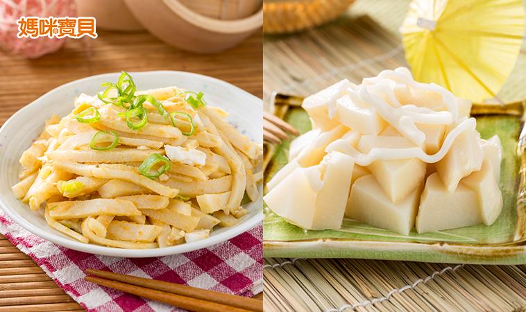 低熱量、高纖維的夏日蔬菜,竹筍料理