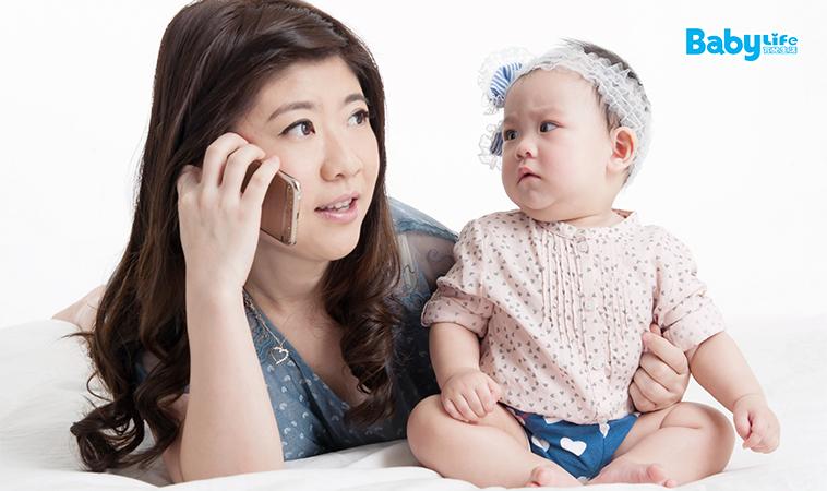 哺乳中玩手機,行vs.不行大PK