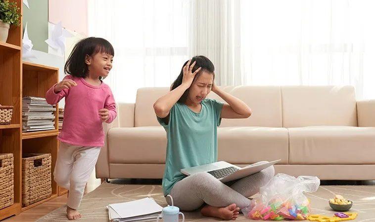 停課在家孩子愈來愈失控?專家三招面對「歡」幼兒
