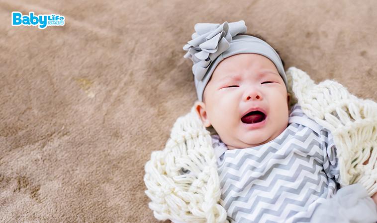 寶寶的哭聲在透露… 育兒第一年12種關鍵啼哭