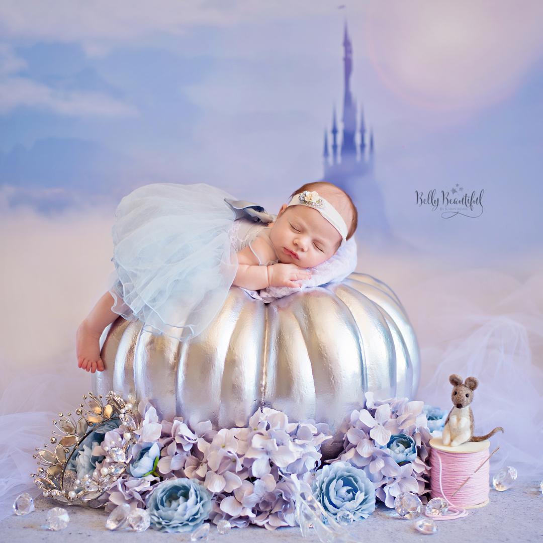 寶寶寫真:灰姑娘-仙杜瑞拉