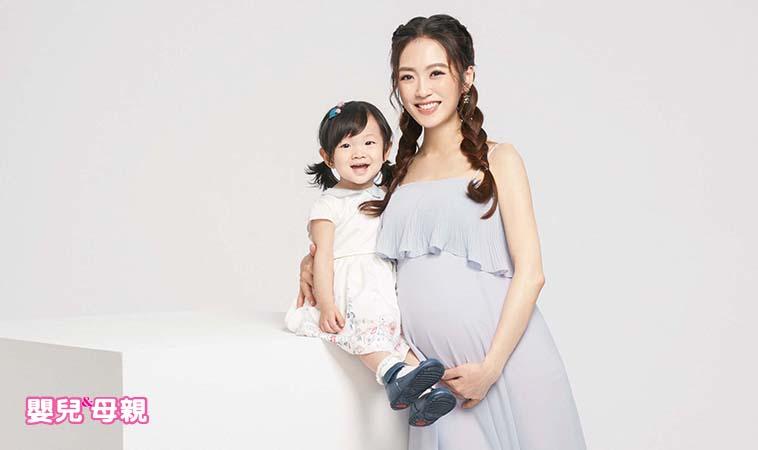 楊千霈 亮麗迎接二寶人生  二寶媽咪,生活更多采