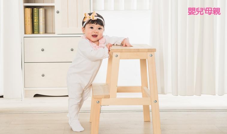 9個粗動作發展重點!幫助寶寶坐、爬、站、走、跑、跳