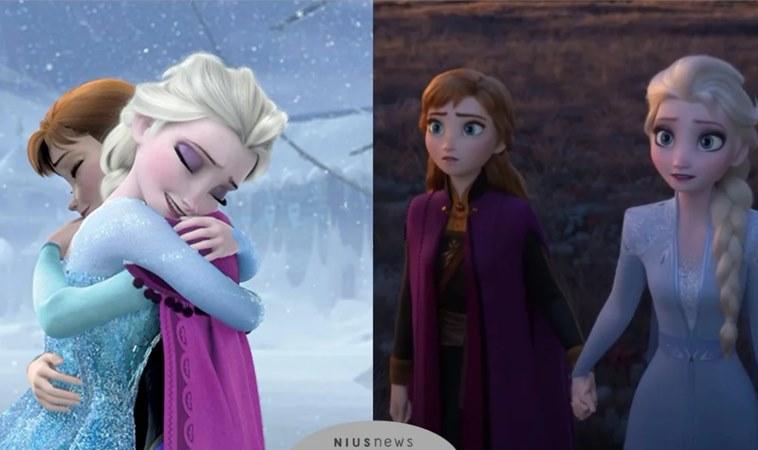 不吵架就不是手足!《冰雪奇緣》6個「只可能發生在童話」的姊妹互動!