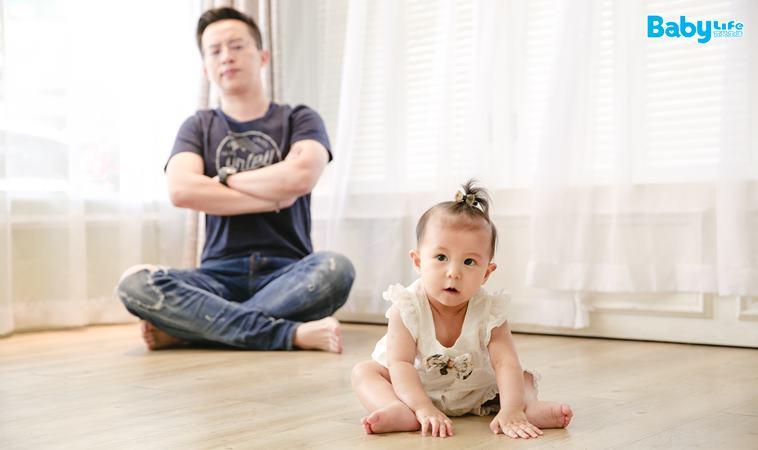 說不出口的心聲,新手爸爸也有產後憂鬱症?