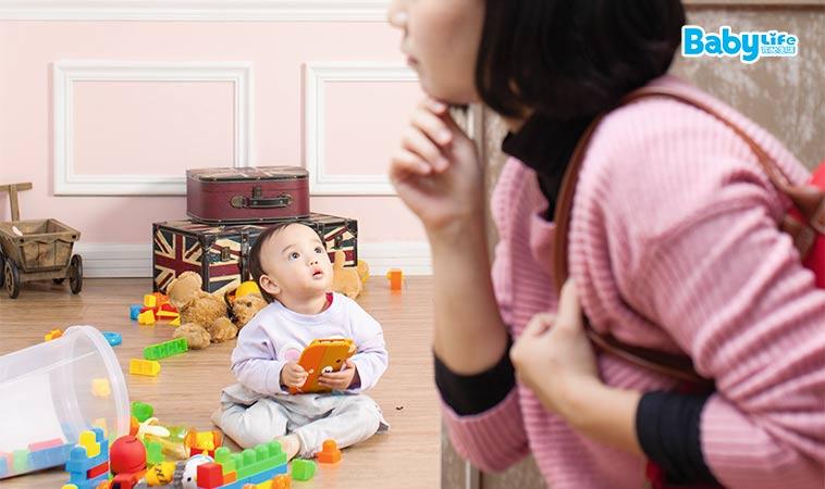 協助寶寶度過分離焦慮,您做對了嗎?