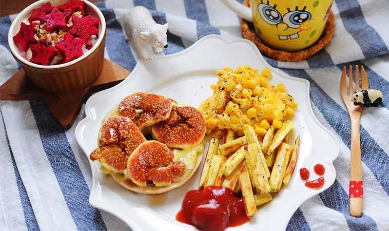 超營養地瓜的五種吃法,早餐這樣吃就對了