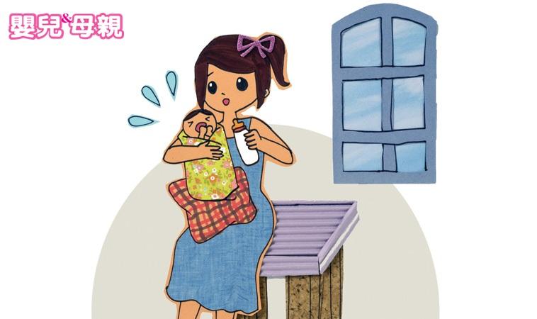 所有寶寶都必須拍嗝嗎?醫師教你照顧新生兒7個重要觀念